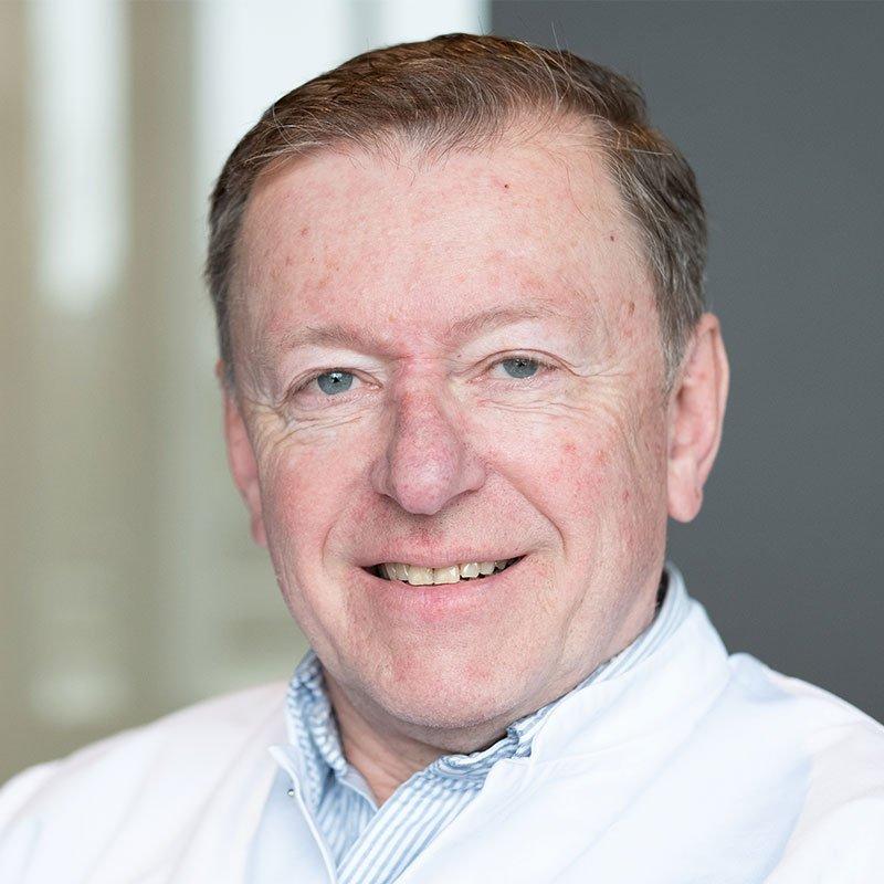Portrait Dr. med. Wolfgang Baumgartl   Brustzentrum Passau RADIO-LOG