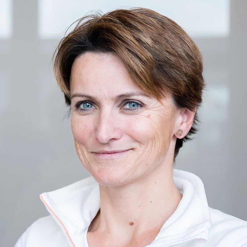 Portrait MUDr. Andrea Simková   Brustzentrum Passau RADIO-LOG