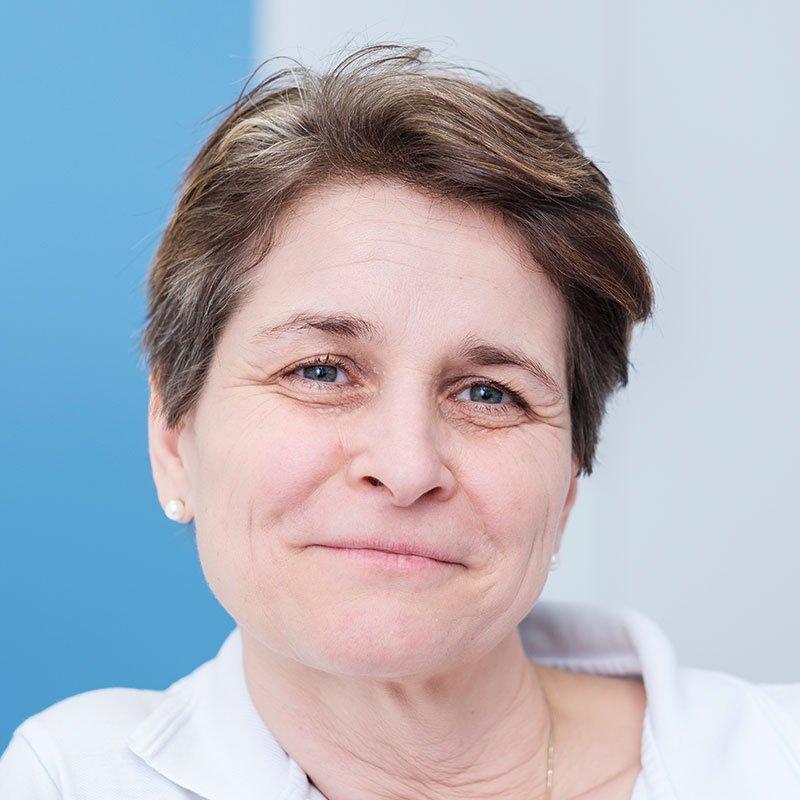 Portrait Univ. Doz. Dr. med. univ. Natascha Wachter-Gerstner   Bruszentrum Passau RADIO-LOG