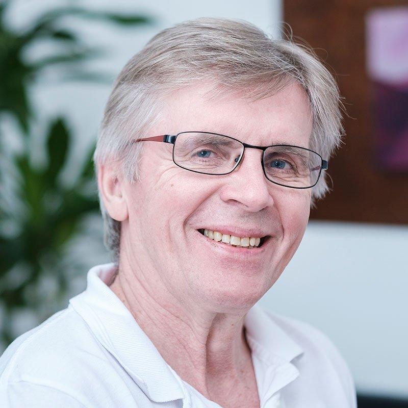 Portrait Univ. Doz. Dr. med. univ. Stefan Wachter   Brustzentrum Passau RADIO-LOG