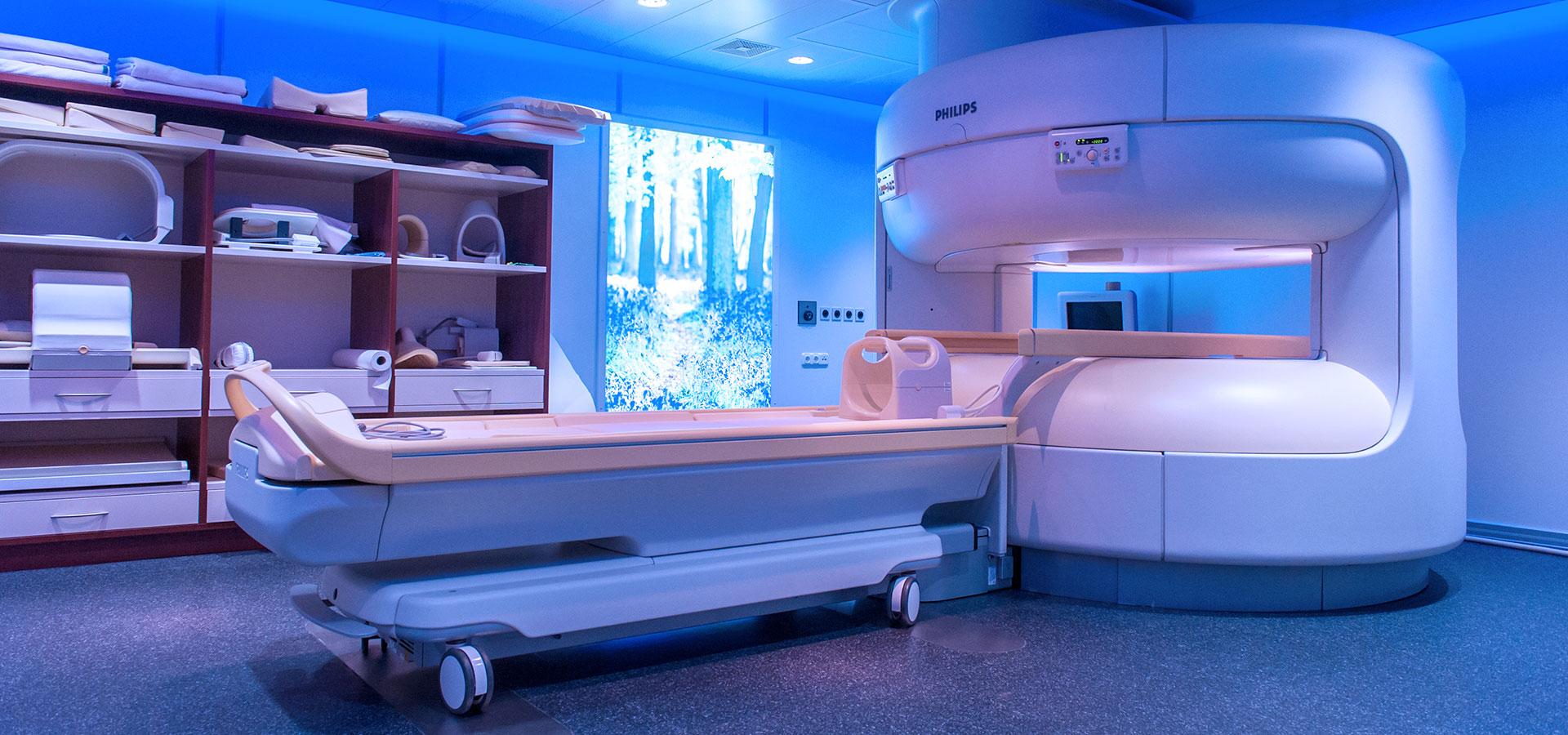Magnet-Resonanz-Tomographie | Brustzentrum Passau