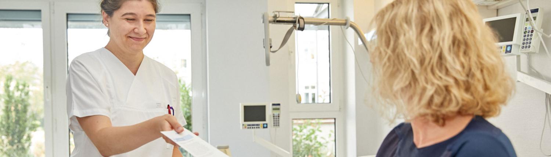 Im Dialog mit unseren Patientinnen | Brustzentrum Passau