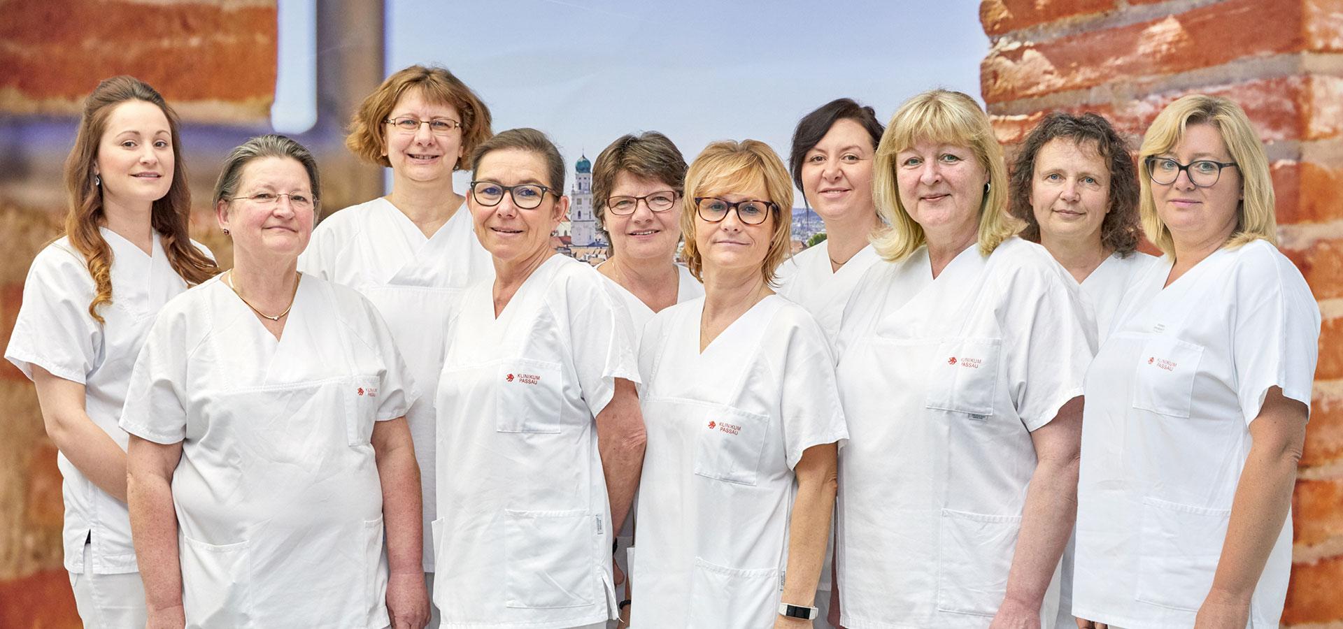 Das Team der Sozialberatung | Brustzentrum Passau