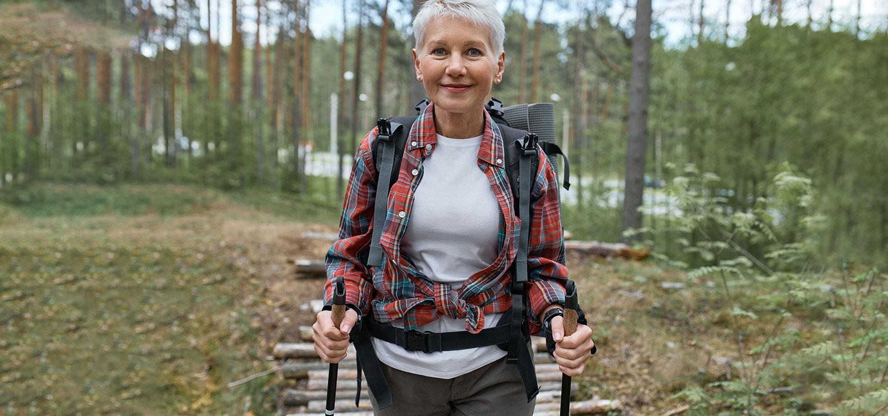Wandern nach Brustkrebs | Brustzentrum Passau