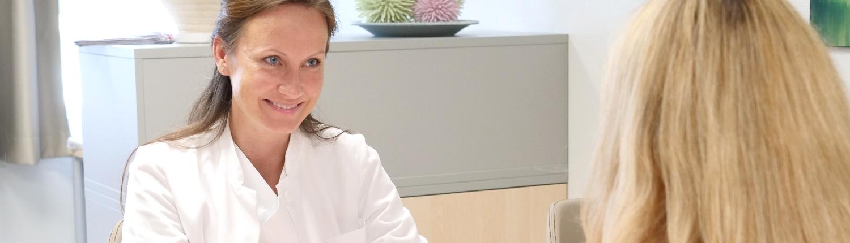 Beratungsgespräch für Patientinnen | Brustzentrum Passau